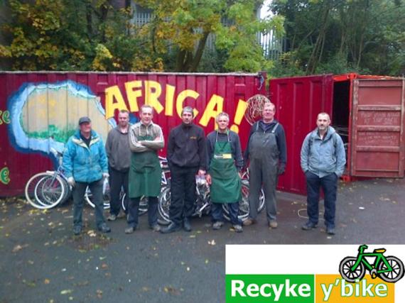 recyke y bike 2